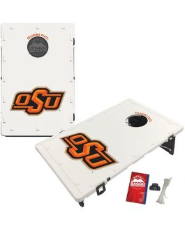 OSU Baggo Bean Bag Toss Set