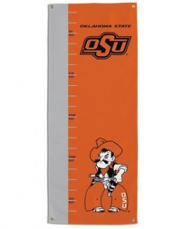 OSU Cowboys Growth Chart Banner