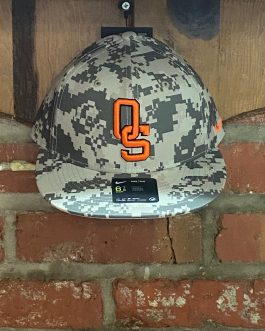 "Nike OSU Digital Camo ""OS"" Hat (Fitted)"