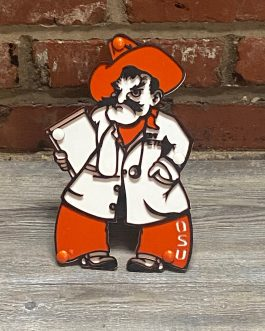 Ironworks OSU Dr Pete Hitch Cover