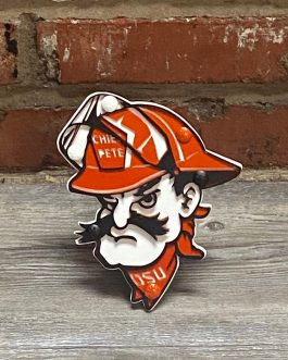 Ironworks OSU Firefighter Pete Hitch Cover