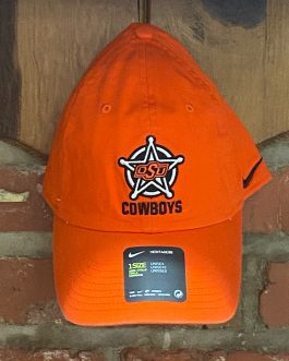 Nike Orange Badge Cowboys Hat (1 Size)