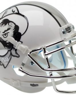 OSU Cowboys Icy Pete Schutt Mini Helmet