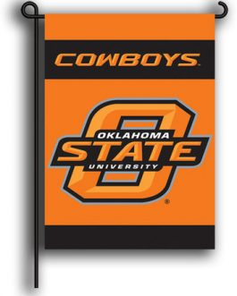 OSU Cowboys 2-Sided Garden Flag
