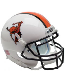OSU Alternate Bucking Horse Schutt Mini Helmet