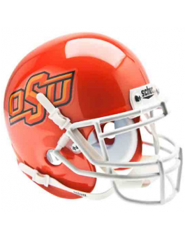 OSU Alternate Orange  Schutt Full Size XP Replica Helmet