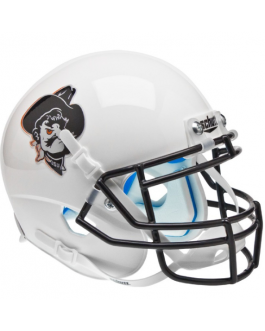 OSU Alternate White Pistol Pete Schutt Mini Helmet