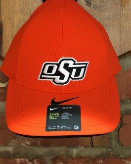 """Nike Youth Orange """"OSU"""" Sideline Hat"""