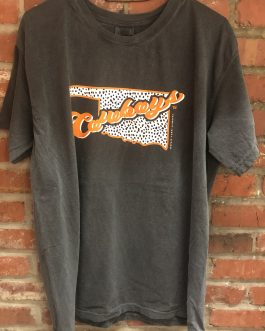"New! Calamity Jane's OSU ""Cowboys"" Crew Neck Shirt!"