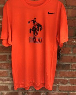 "New! Nike Retro ""Oklahoma A&M"" T-Shirt!"