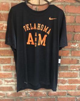 """New! Nike Retro """"Oklahoma A&M"""" T-Shirt!"""