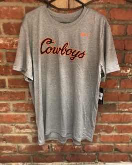"New! Nike ""Cowboys"" Script T-Shirt 4 Colors Available"