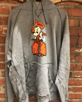 "New! ""Retro"" Pistol Pete Hoody"
