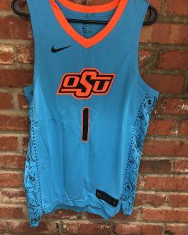Nike OSU N7 Basketball Jersey (#1)