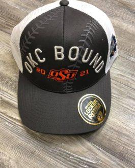 OKC Bound!  Women's College World Series Hat